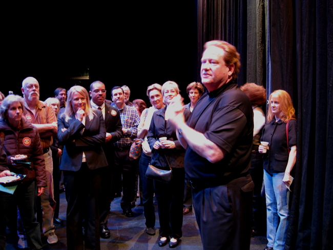 3b98cf349c73 The Ed Schultz Show s Town Hall Meeting in Anchorage!