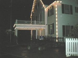 The Governor's Mansion in Juneau, Alaska