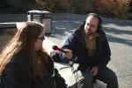 Martin Costi from NPR talks to Linda Kellen Biegel!